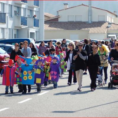 Carnaval 2012 à Laroque d'Olmes