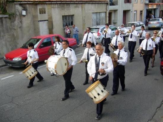 LAVELANET08: Défilé des fanfares 20
