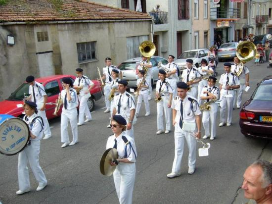 LAVELANET08: Défilé des fanfares 26