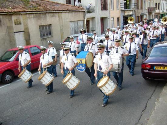 LAVELANET08: Défilé des fanfares 11