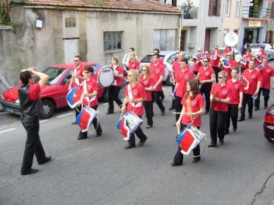 LAVELANET08: Défilé des fanfares 18