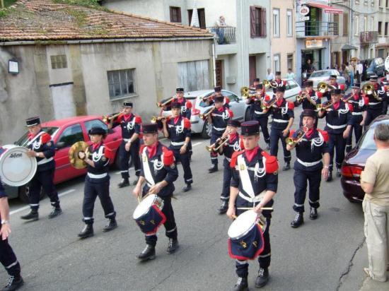 LAVELANET08: Défilé des fanfares 27