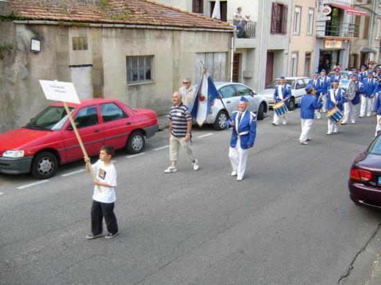 LAVELANET08: Défilé des fanfares 15
