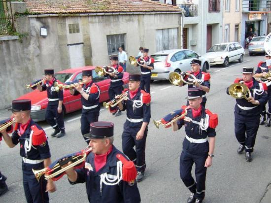 LAVELANET08: Défilé des fanfares 28
