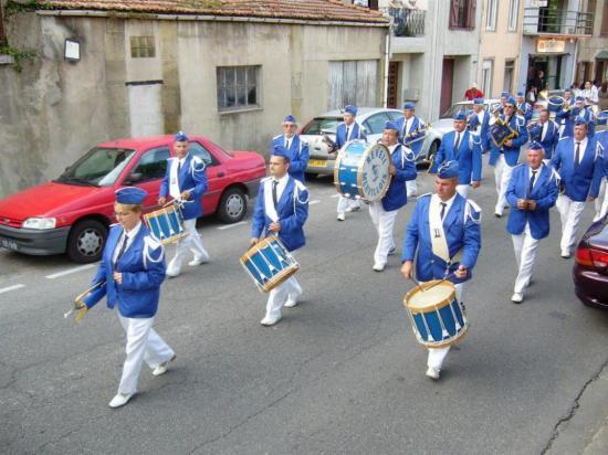LAVELANET08: Défilé des fanfares 16