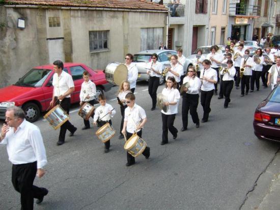 LAVELANET08: Défilé des fanfares 14