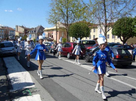 LAVELANET08: Défilé des fanfares 06