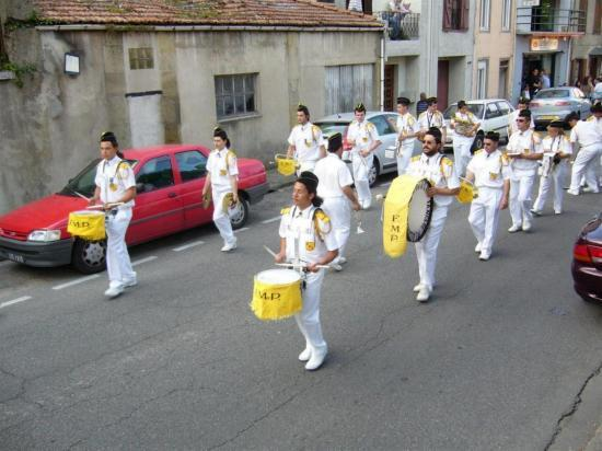 LAVELANET08: Défilé des fanfares 19