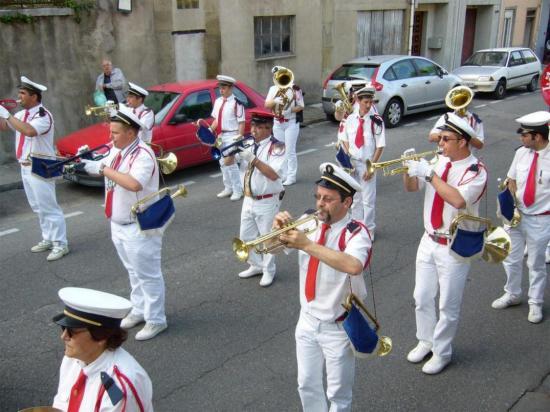 LAVELANET08: Défilé des fanfares 13