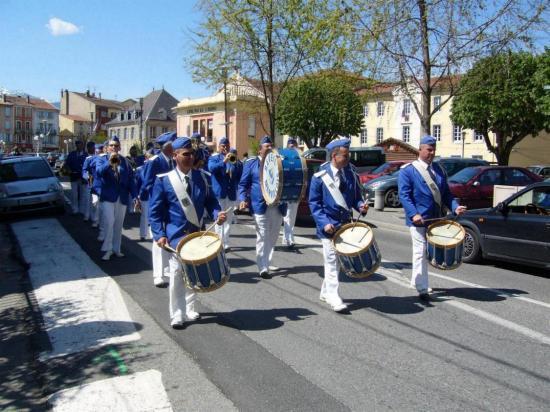 LAVELANET08: Défilé des fanfares 05