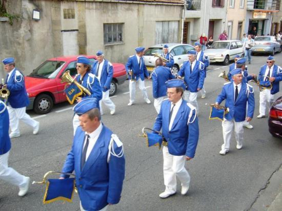 LAVELANET08: Défilé des fanfares 17
