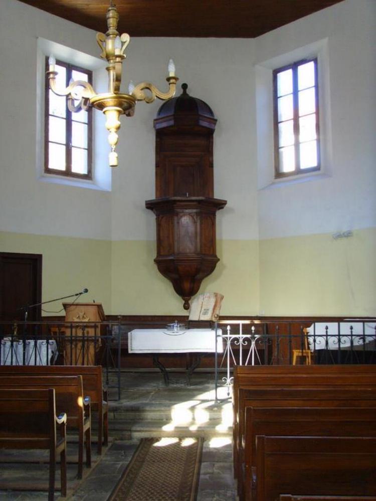 BASTIDE/HERS - Intérieur du Temple