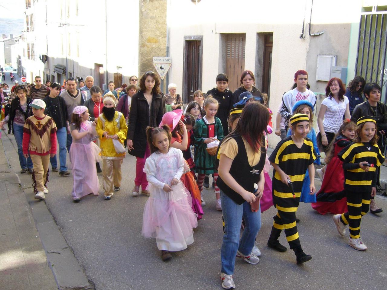 LAROQUE - Carnaval 2008 d