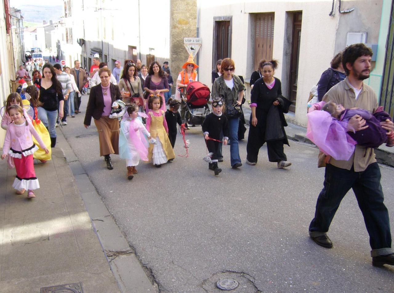 LAROQUE - Carnaval 2008 e