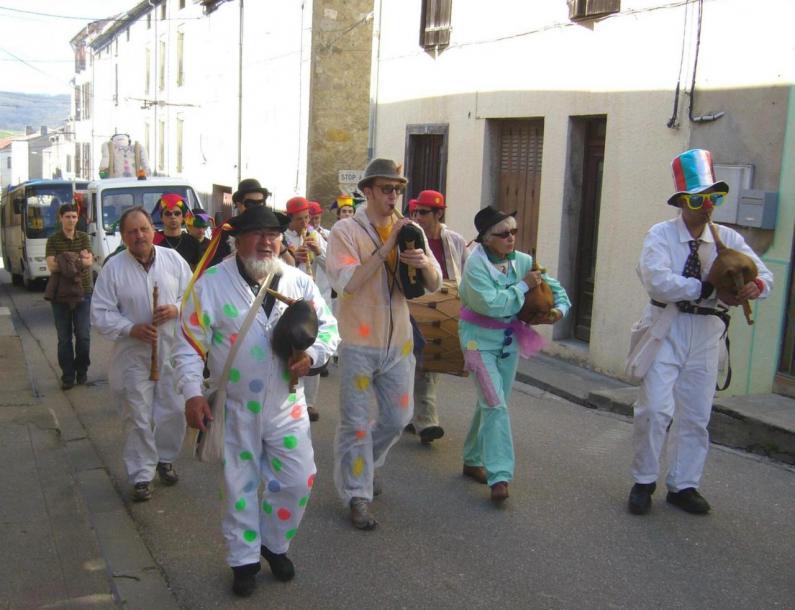 LAROQUE - Carnaval 2008 f
