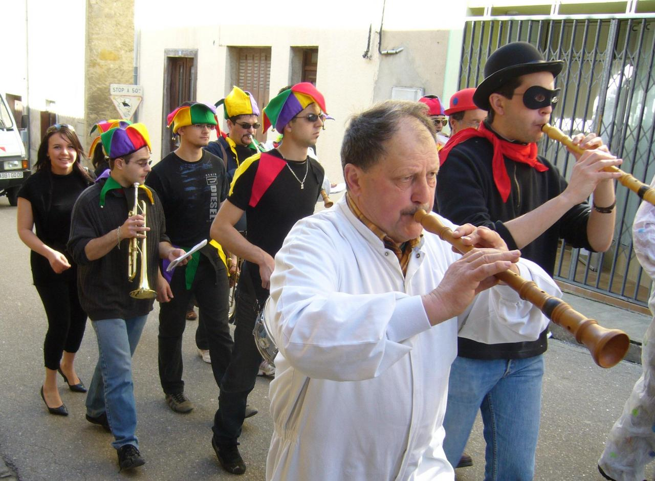 LAROQUE - Carnaval 2008 g