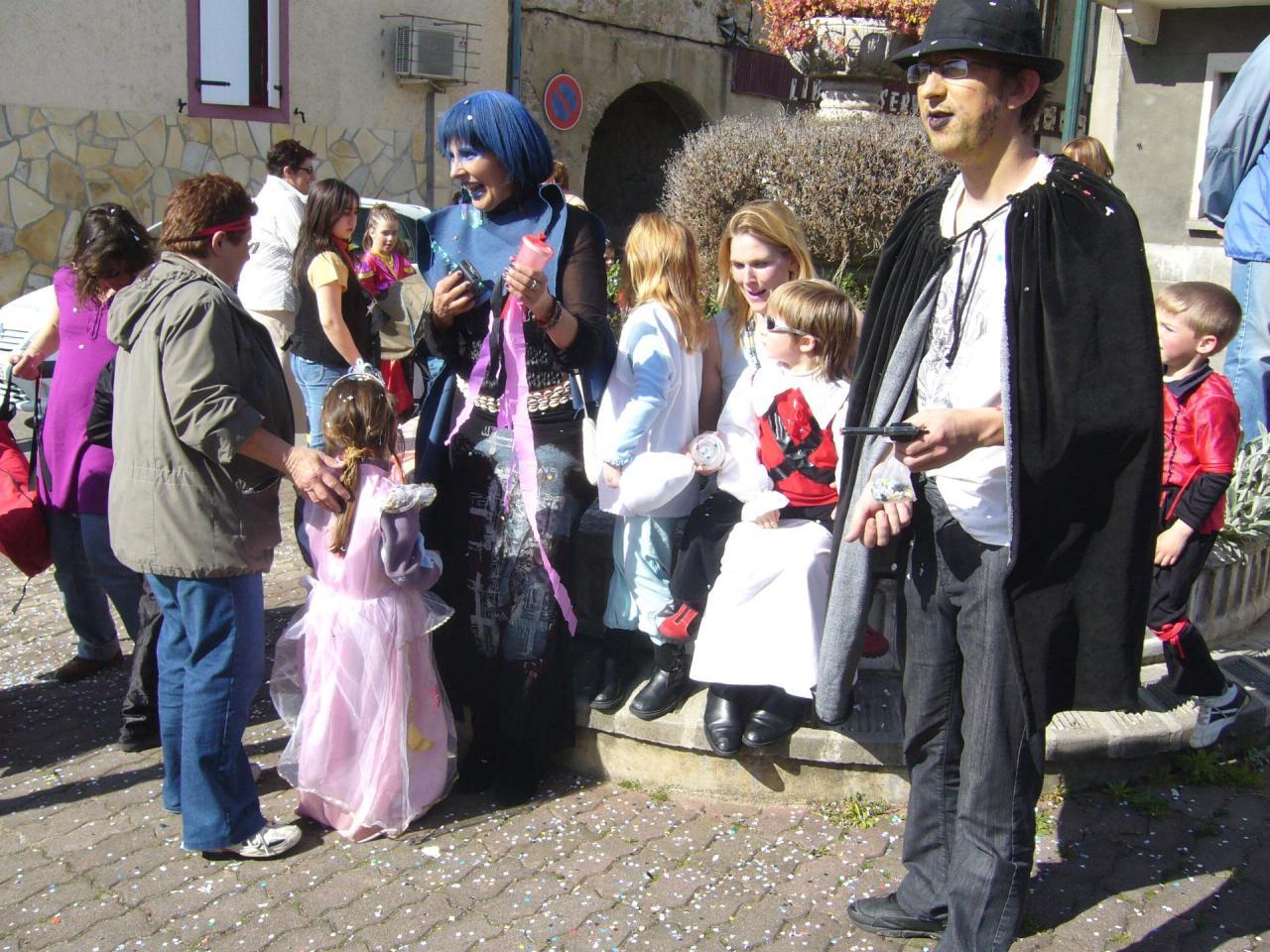 LAROQUE - Carnaval 2008 h