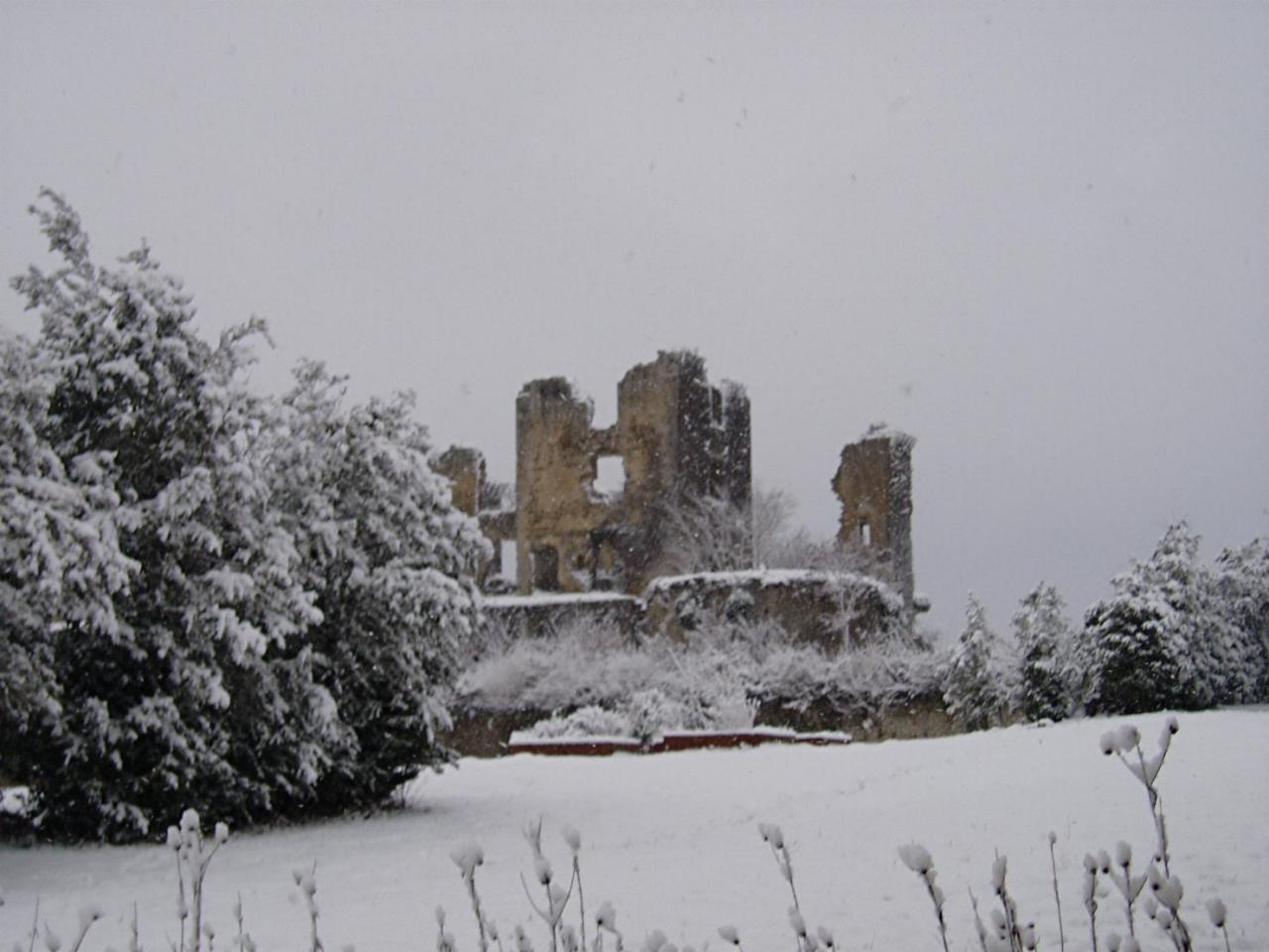 LAGARDE - Château enneigé 2