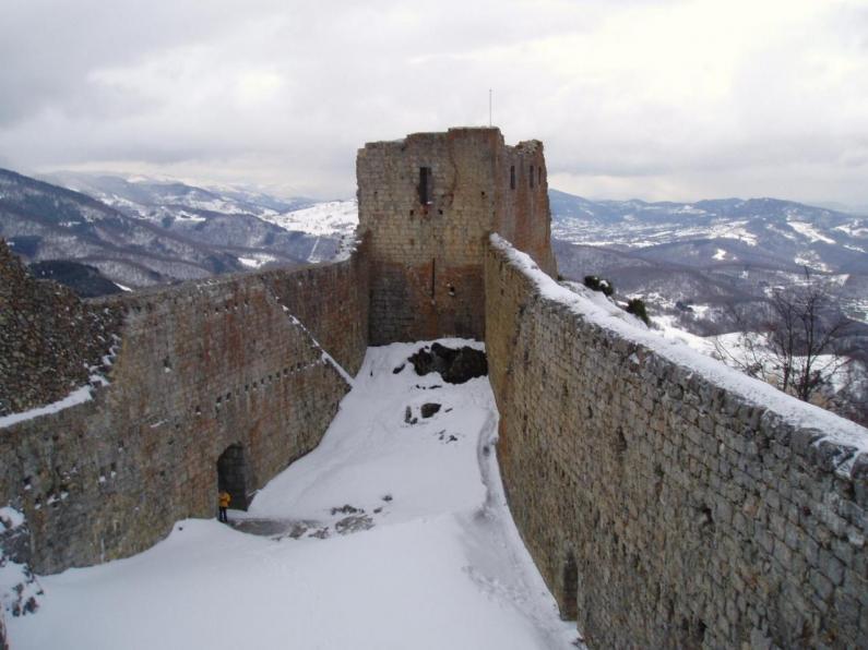 MONTSEGUR - Château 2