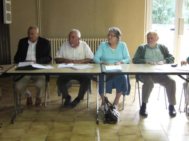 LAROQUE - Commission du patrimoine (1)