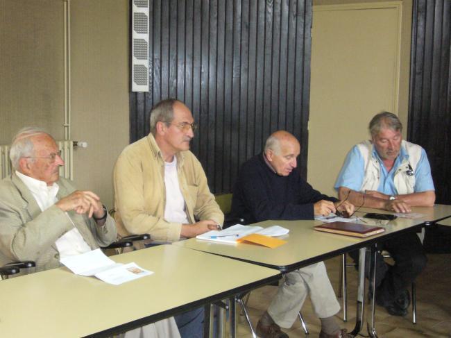 LAROQUE - Commission du patrimoine (5)