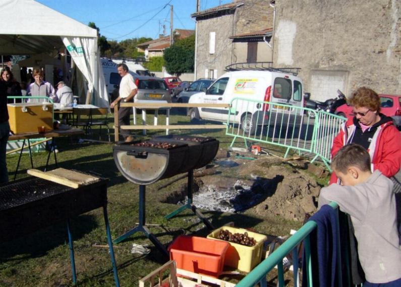 DREUILHE - Fête de la Châtaigne