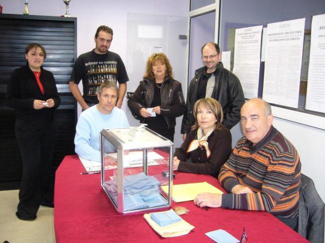 DREUILHE - Elections à la mairie