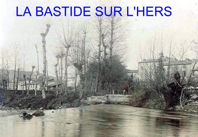 La Bastide sur l'Hers