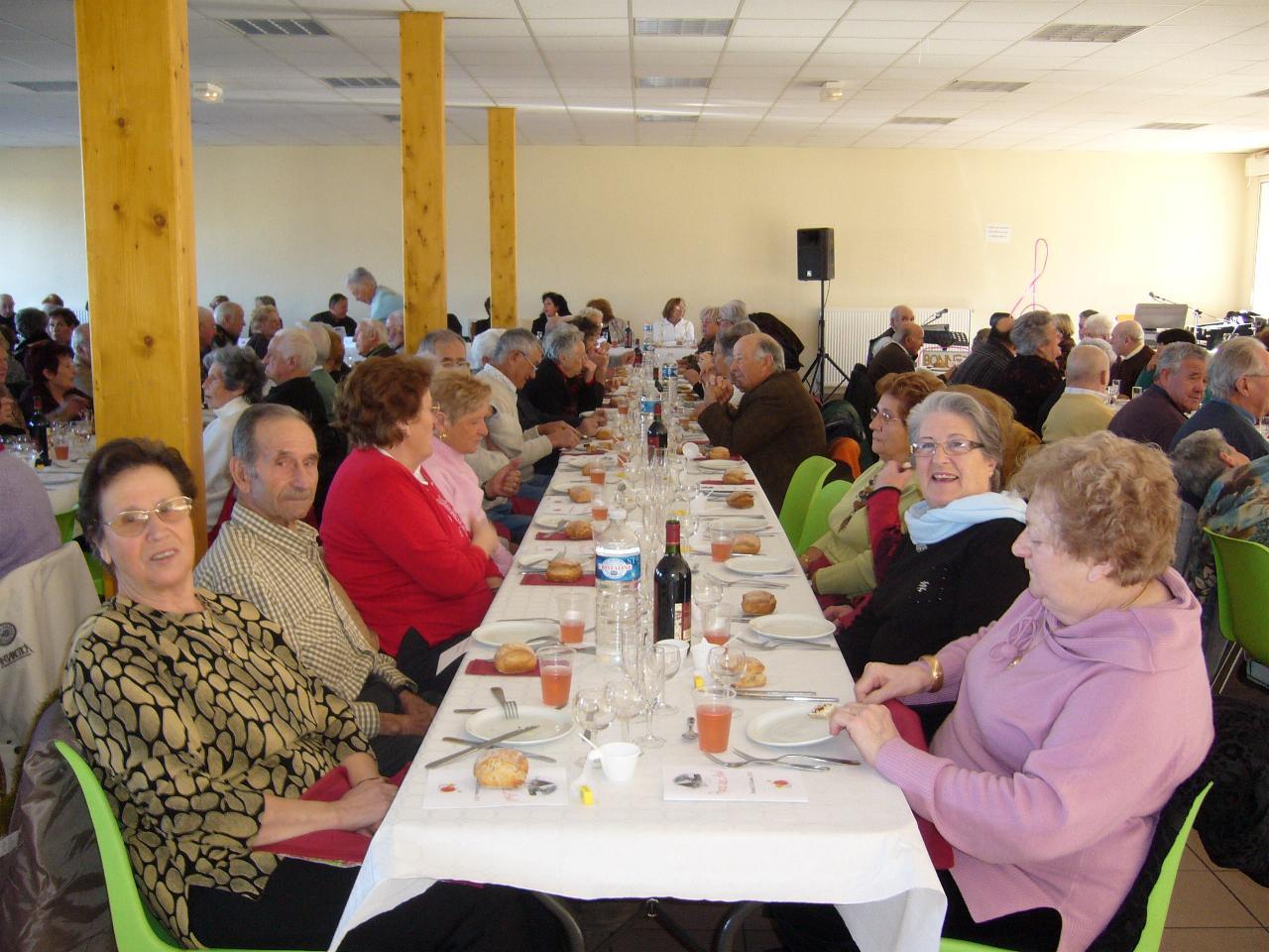 LAROQUE - 2. Repas de l'amitié 2007