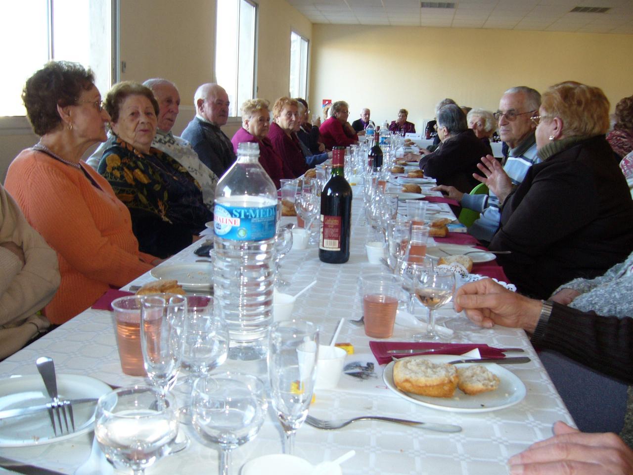 LAROQUE - 4. Repas de l'amitié 2007