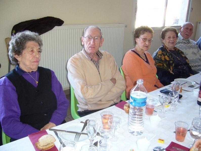 LAROQUE - 5. Repas de l'amitié 2007