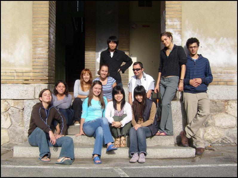 LAROQUE - C.I. 2007
