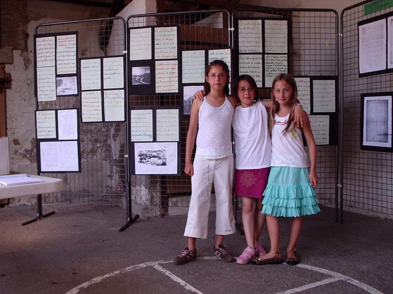 LAROQUE - Centenaire de l'école E. Maury