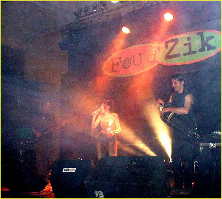 LAROQUE - FOU ZIK