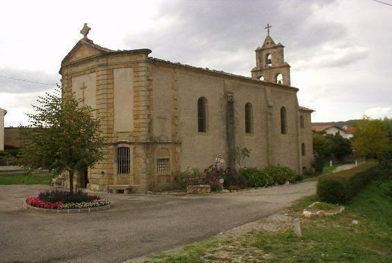 LAROQUE - La chapelle Notre-Dame