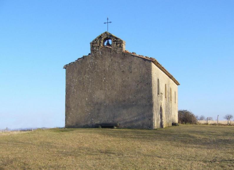 LAROQUE - Chapelle St. Roch