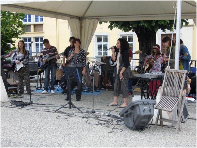 LAVELANET - Fête musique 07
