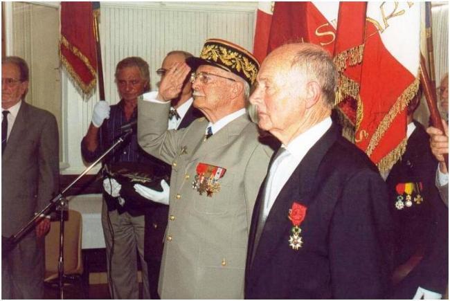 LAROQUE - Légion d'Honneur Marguet (1)