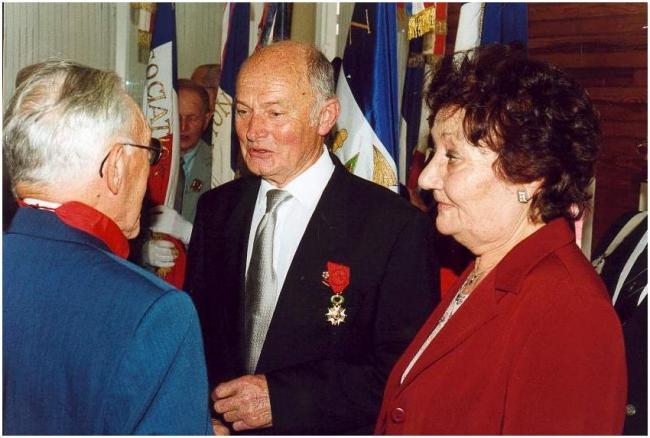 LAROQUE - Légion d'Honneur Marguet (3)