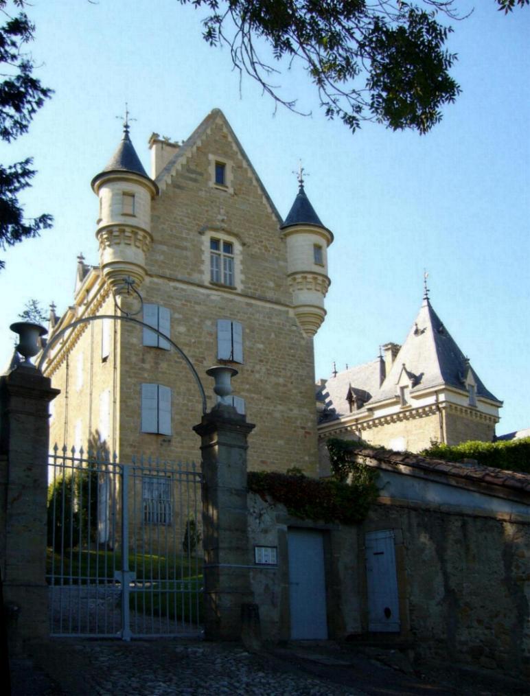 LERAN - Son château