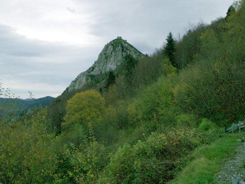 MONTSEGUR - Château 3