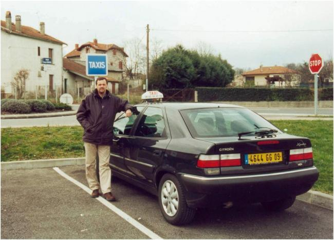 LAROQUE - Premier taxi