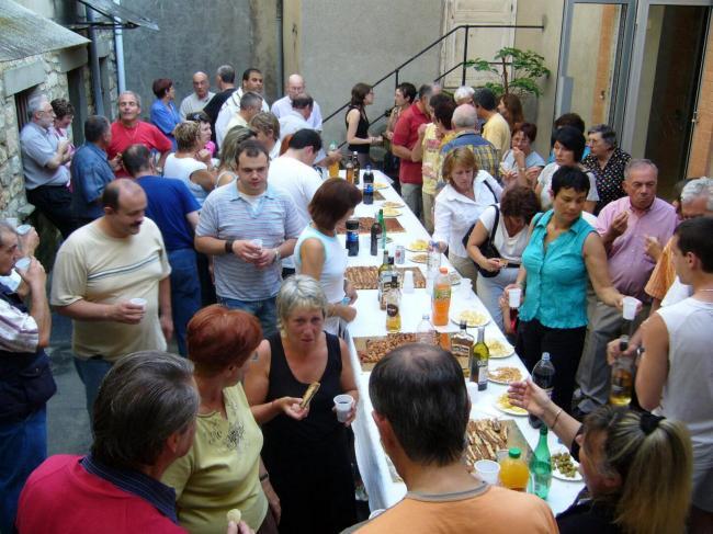 LAROQUE - Vernissage fête locale 07