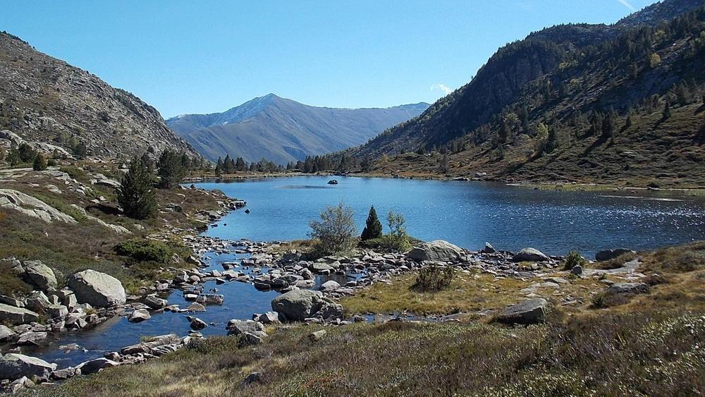 Lac de montagne 01
