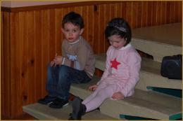 Les petits amours: Robin Da Fonseca Bautista et Inès Bautista