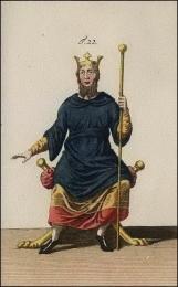 Roi Anglo-saxon