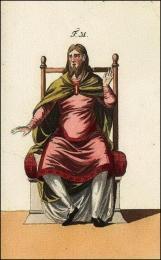 Anglo-saxon d'un rang très élevé