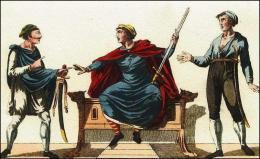 F87: Harold  //  F88: Guido, comte de Ponthieu // F89: Guerrier du comte de Ponthieu