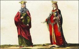 F99: Constance, femme de Robert II  //  F100: Reine de France