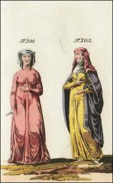 F101: Blanche, fille de jean, seigneur d'Atteinville  //  F102: Adélaïde de Vermandois, comtesse d'Anjou